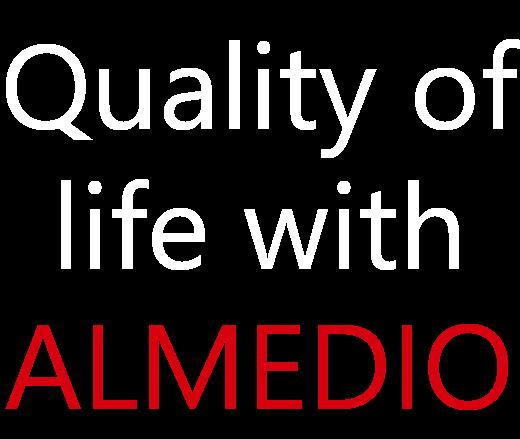 Quaality of life with ALMEDIO
